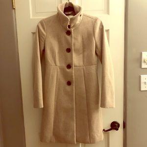 J.Crew winter coat. Size 0